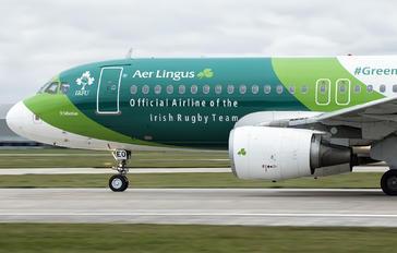 EI-DEO - Aer Lingus Airbus A320