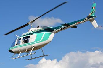 XA-USH - Private Bell 206B Jetranger III