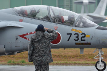 56-5732 - Japan - Air Self Defence Force Kawasaki T-4