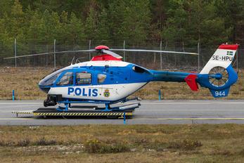 SE-HPU - Sweden - Police Eurocopter EC135 (all models)