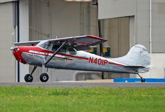 N401P - Private Cessna 170