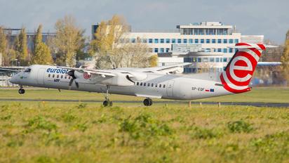 SP-EQF - euroLOT de Havilland Canada DHC-8-400Q / Bombardier Q400