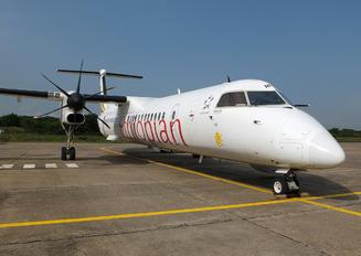 ET-ANI - Ethiopian Airlines de Havilland Canada DHC-8-400Q / Bombardier Q400