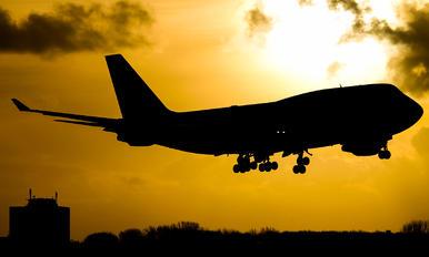 PH-BFF - KLM Asia Boeing 747-400