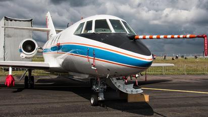 D-CMET - DLR - Deutsches Zentrum fuer Luft- und Raumfahrt Dassault Falcon 20E Mystère