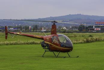 G-EMAC - Ulster Flying Club Robinson R22