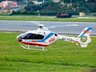 EC-ITJ - Spain - Government Eurocopter EC135 (all models)