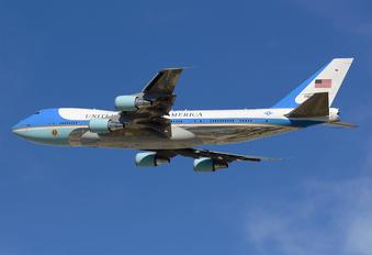 92-9000 - USA - Air Force Boeing VC-25A
