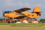 OK-JIF - Private Antonov An-2 aircraft