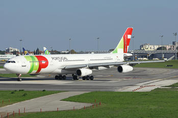 CS-TOC - TAP Portugal Airbus A340-300