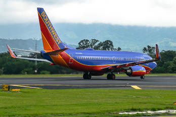 N254WN - Southwest Airlines Boeing 737-700