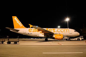 G-EZBL - easyJet Airbus A319