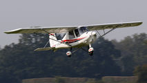 G-IRED - Private Ikarus (Comco) C42 aircraft