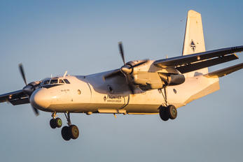 UR-MDA - Frontier Services Group Antonov An-26 (all models)