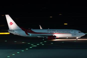 7T-VKI - Air Algerie Boeing 737-800