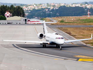 HB-JRS - Private Bombardier BD-700 Global Express