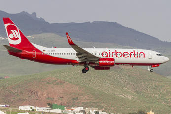 D-ABKT - Air Berlin Boeing 737-800