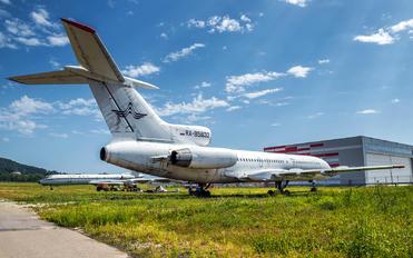 RA-85632 - Continent Tupolev Tu-154M