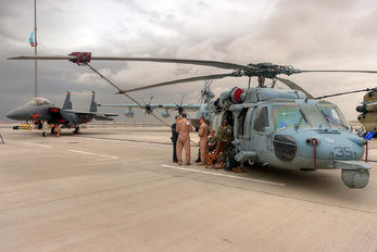 168541 - USA - Navy Sikorsky MH-60S Nighthawk