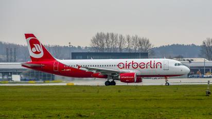 D-ABFC - Air Berlin Airbus A320