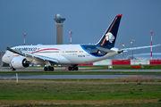 N782AM - Aeromexico Boeing 787-8 Dreamliner aircraft