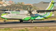 EC-KGJ - Binter Canarias ATR 72 (all models) aircraft