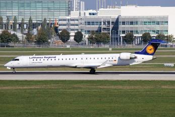 D-ACKA - Lufthansa Regional - CityLine Canadair CL-600 CRJ-900