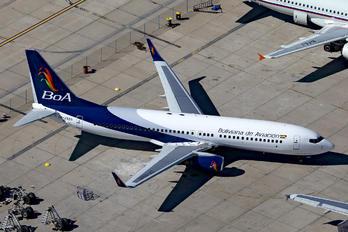 CP-2925 - Boliviana de Aviación - BoA Boeing 737-800