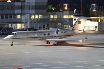 HZ-MS4A - Saudi Arabia - Air Force Gulfstream Aerospace G-IV,  G-IV-SP, G-IV-X, G300, G350, G400, G450