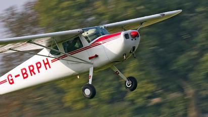 G-BRPH - Private Cessna 120
