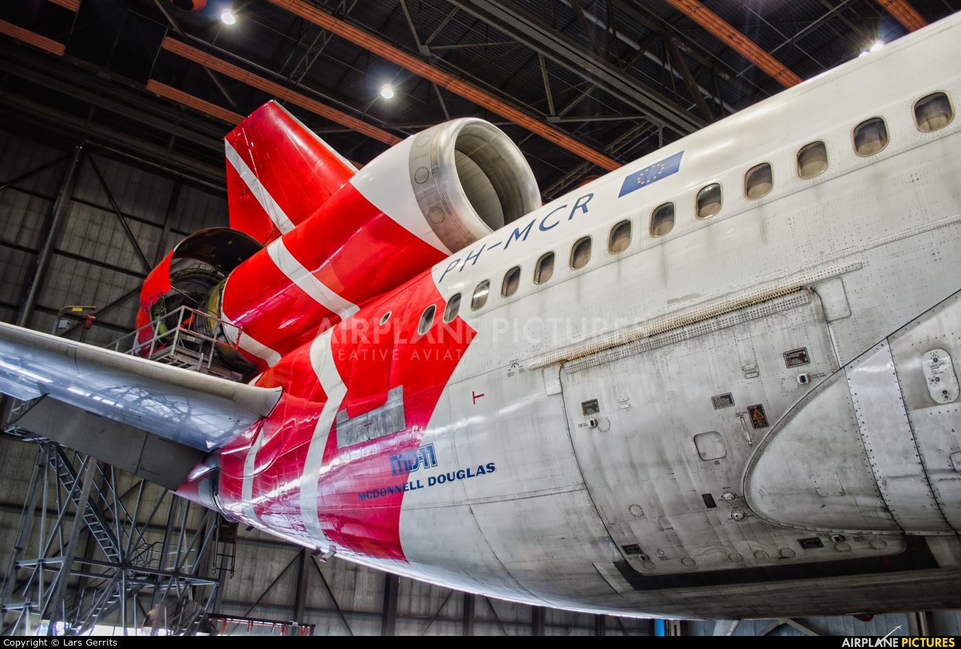 Martinair Cargo PH-MCR aircraft at Amsterdam - Schiphol