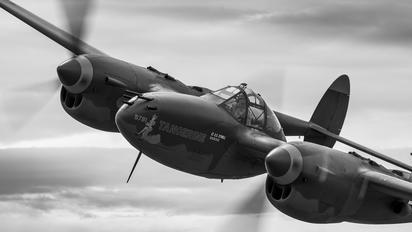 NX2114L - Private Lockheed P-38 Lightning
