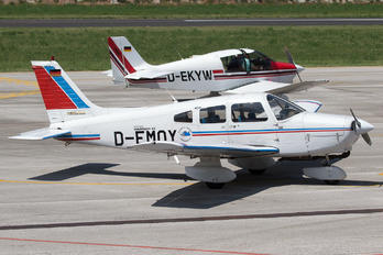 D-EMOY - Private Piper PA-28 Warrior