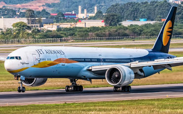 A6-JAF - Jet Airways Boeing 777-300ER