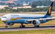 A6-JAF - Jet Airways Boeing 777-300ER aircraft