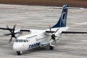 YR-ATA - Tarom ATR 42 (all models) aircraft