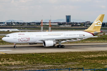 5A-LAT - Libyan Airlines Airbus A330-200