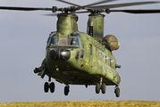 D-106 - Netherlands - Air Force Boeing CH-47D Chinook aircraft