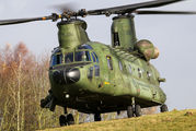 D-106 - Netherlands - Air Force Boeing CH-47D Chinook aircraft