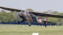 G-ROVE - Private Piper PA-18 Super Cub aircraft