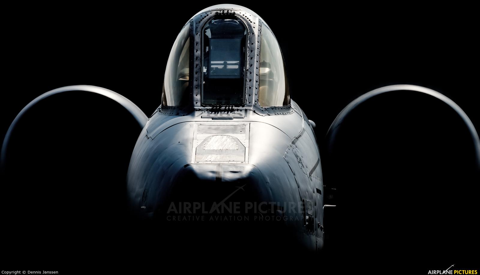 USA - Air Force 78-0651 aircraft at Paris - Le Bourget