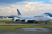 F-GITH - Air France Boeing 747-400 aircraft