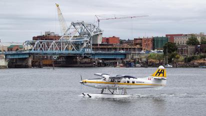C-FLAP - Harbour Air de Havilland Canada DHC-3 Otter