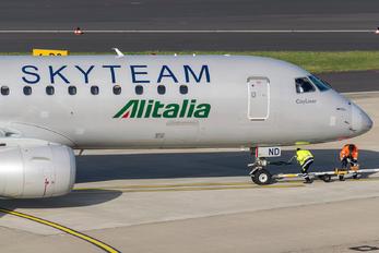 EI-RND - Alitalia Embraer ERJ-190 (190-100)