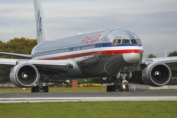 N39367 - American Airlines Boeing 767-300ER