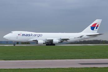 9M-MPR - MASkargo Boeing 747-400F, ERF