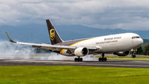 N304UP - UPS - United Parcel Service Boeing 767-300F aircraft