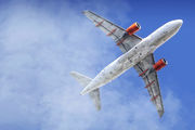 G-EZDD - easyJet Airbus A319 aircraft