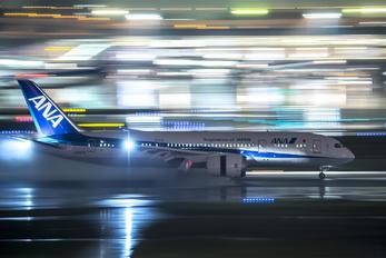 JA825J - JAL - Japan Airlines Boeing 787-8 Dreamliner