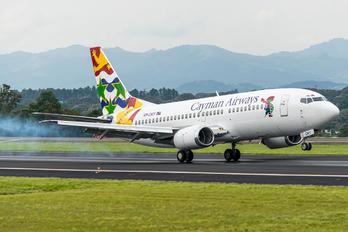 VP-CKY - Cayman Airways Boeing 737-300